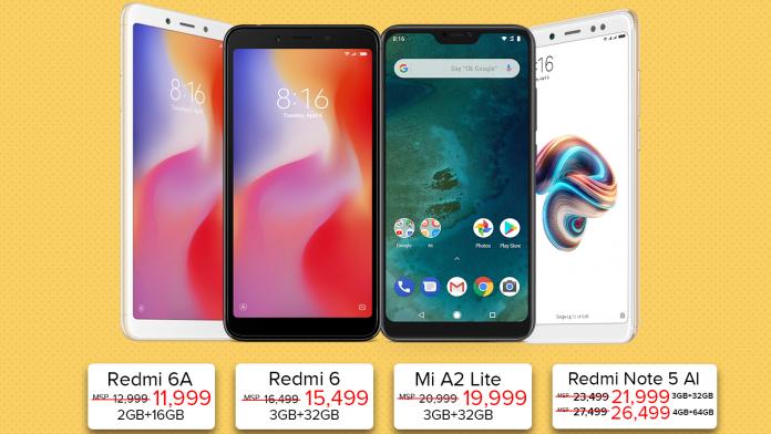 Xiaomi phones receives a price drop in Nepal