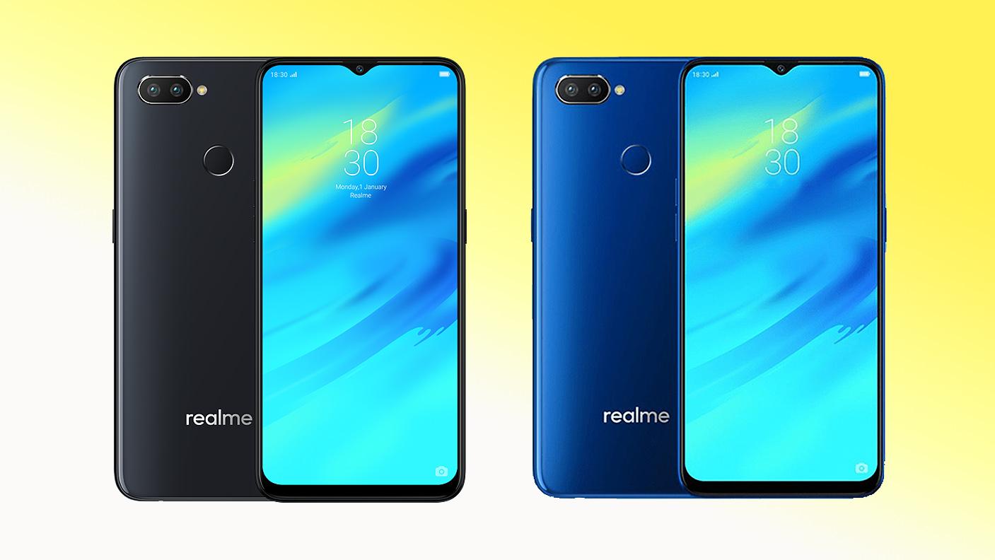 Realme Smartphones in Nepal