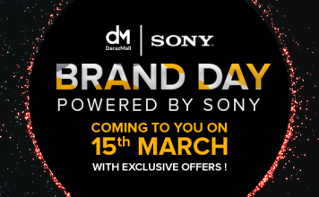SONY Brand Day on Daraz