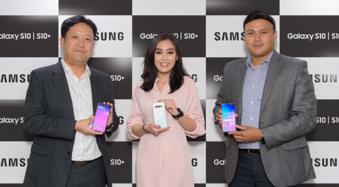 Samsung Galaxy S10 series Price in Nepal