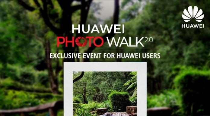 Huawei Photo Walk
