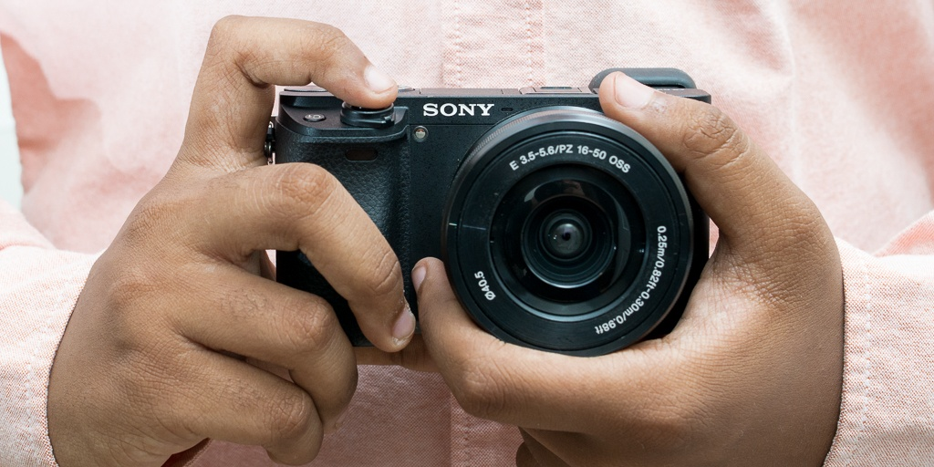 sony mirrorless camera in Nepal