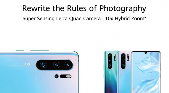 Huawei P30 Series in Nepal