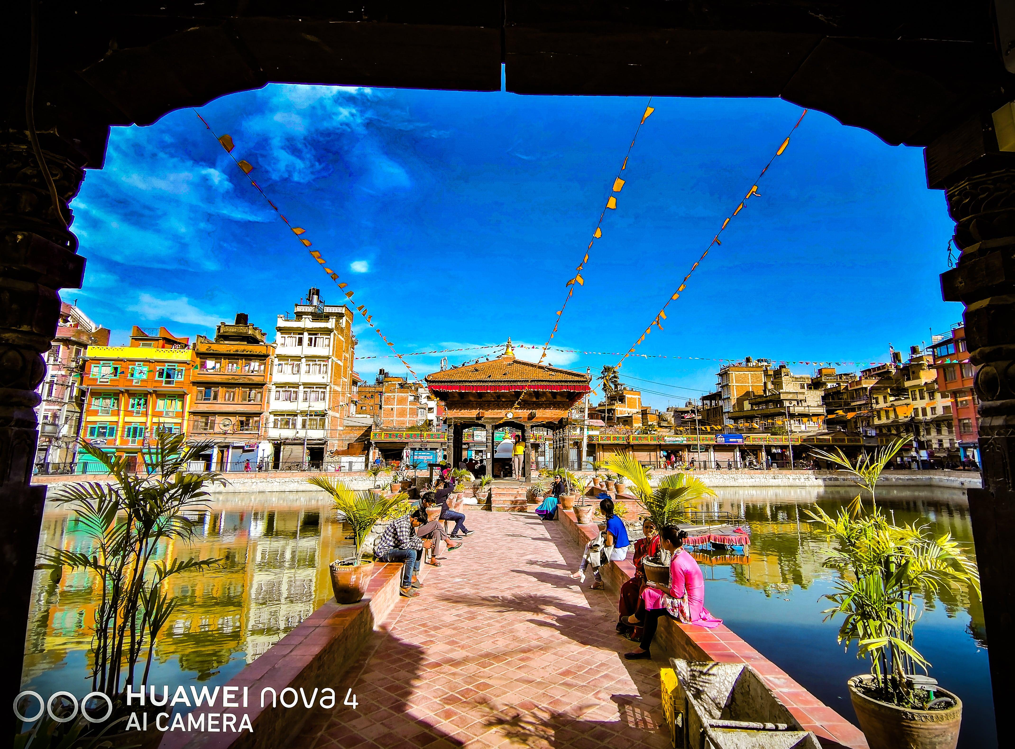 Huawei Nova 4 Camera Sample