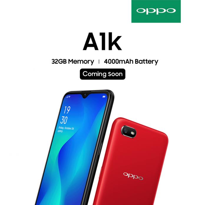 OPPO A1K Price in Nepal