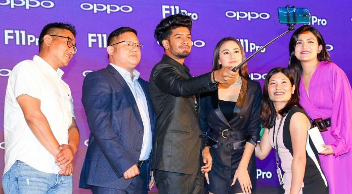 OPPO F11 Pro Price in Nepal