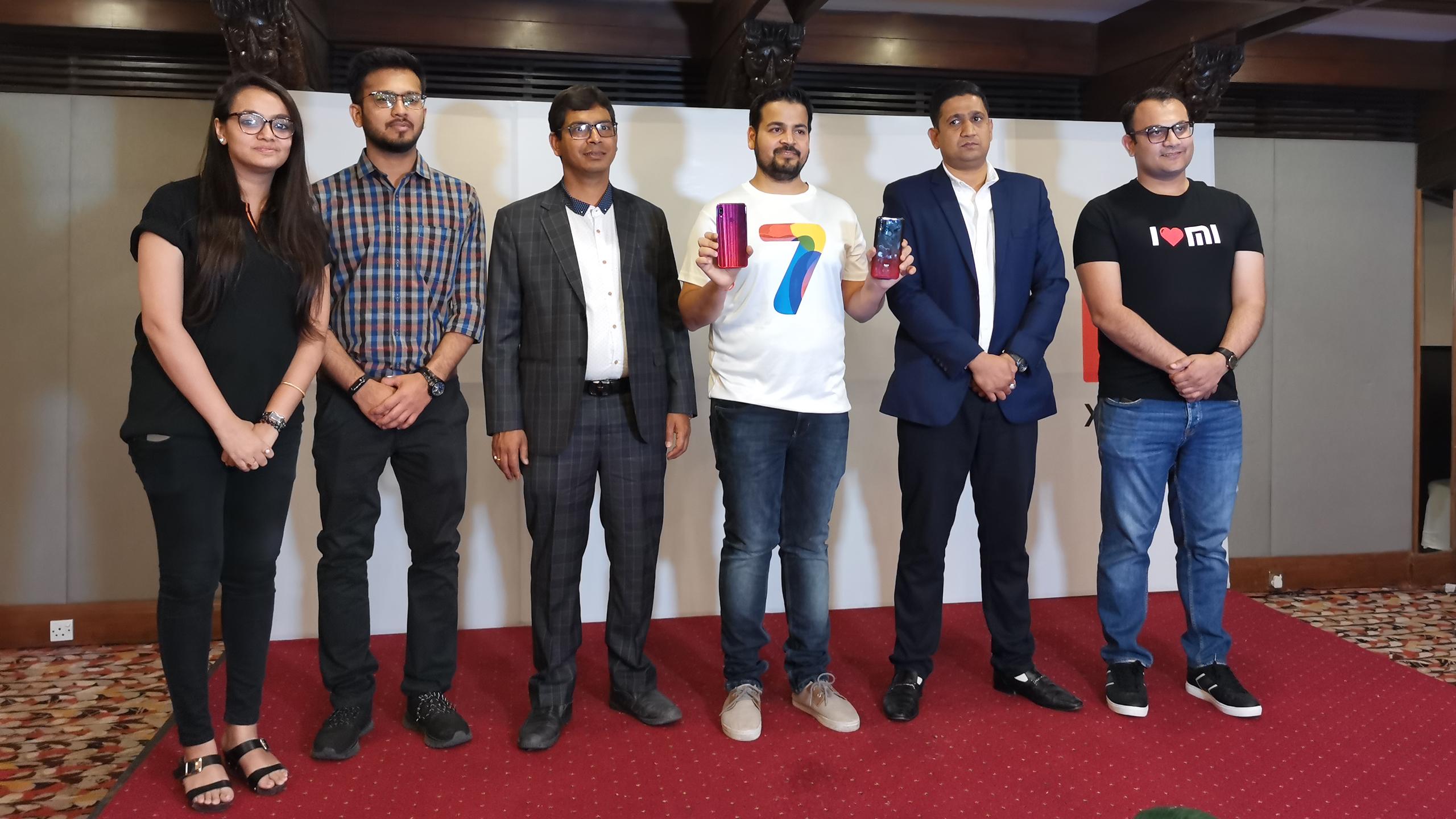 XIaomi Redmi 7 Launch Nepal