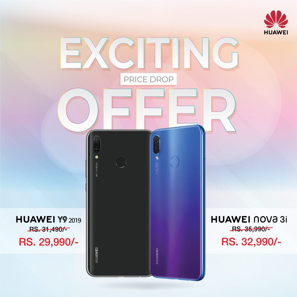 huawei-nova3i-Y9-discounts