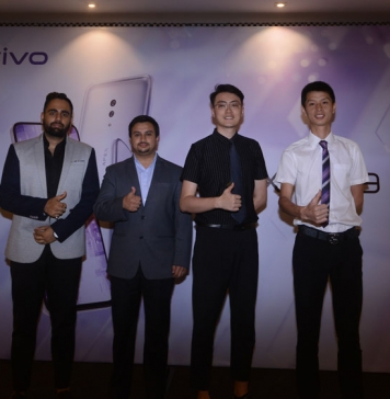 Vivo Apex 2019 in Nepal