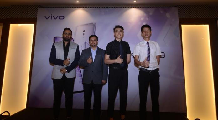 Vivo Apex 2019 in Nepal