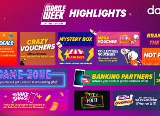 Daraz Mobile Week Offers