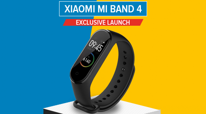 Xiaomi Mi Band 4 Price in Nepal