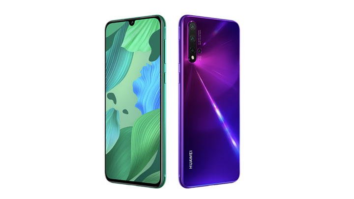 Huawei Nova 5i price in Nepal