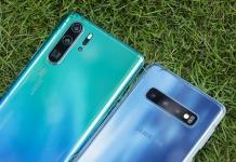 Huawei P30 Pro vs Samsung Galaxy S10+