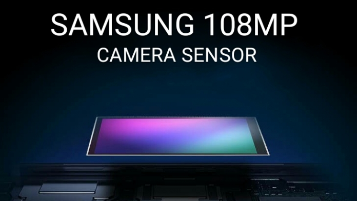 Samsung 108MP Camera Sensor
