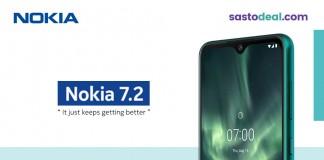 Nokia 7.2 Price in Nepal