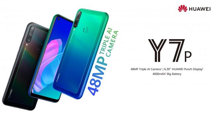 Huawei Y7P price in Nepal