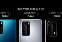 Huawei P40 Series in Nepal