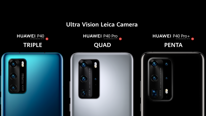 Huawei P40 Series in Nepal