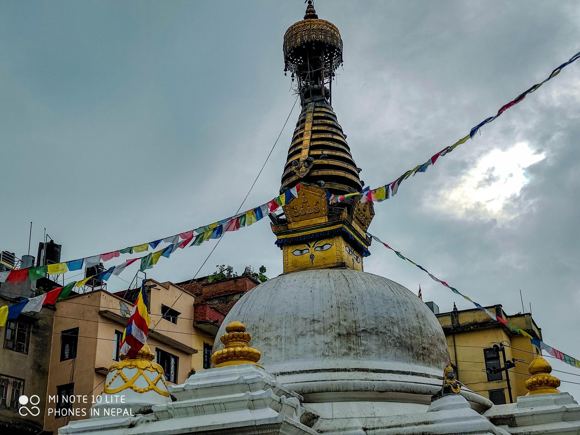 Stupa-Patan