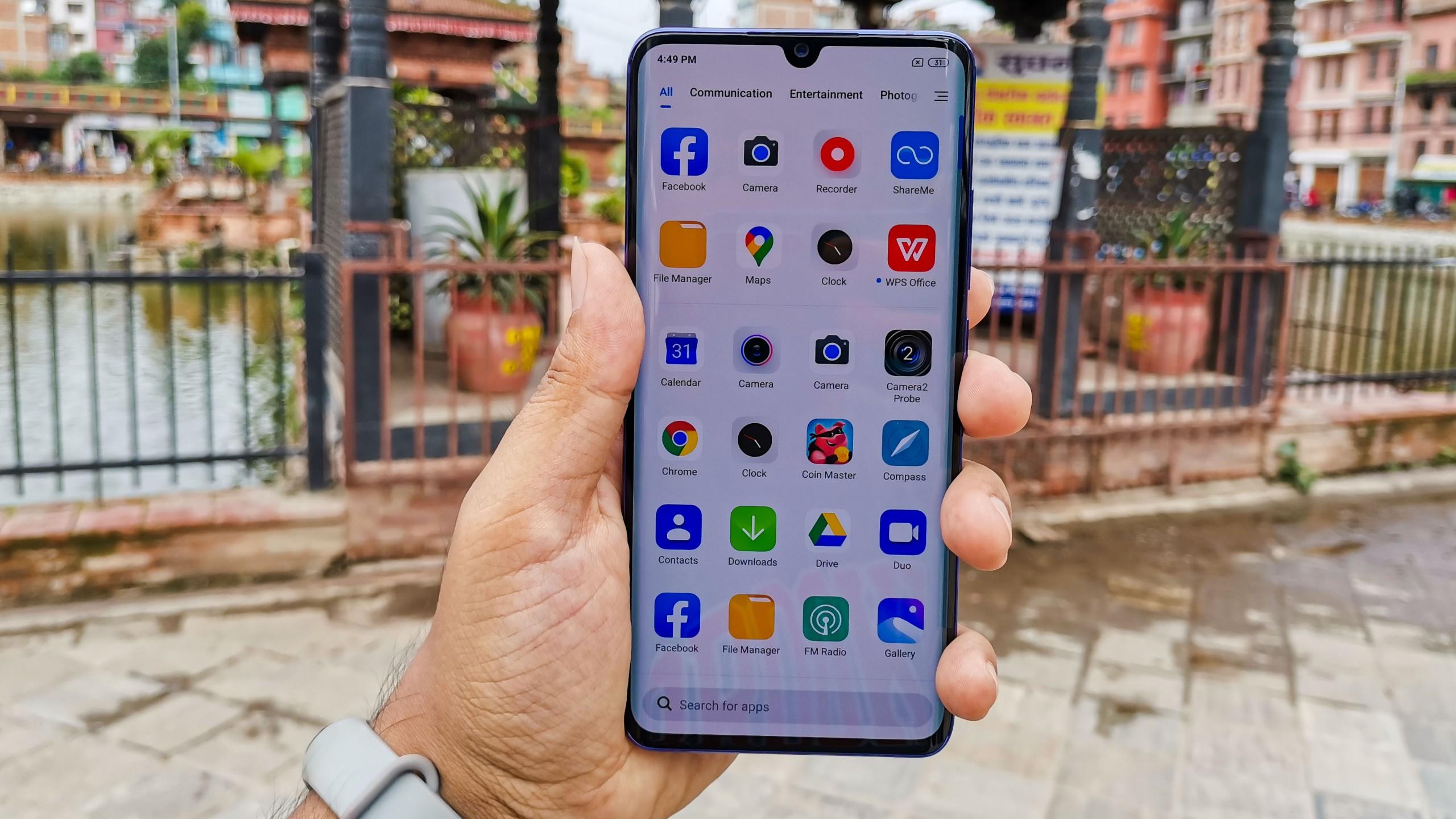 Xiaomi Mi Note 10 Lite Initial Impressions