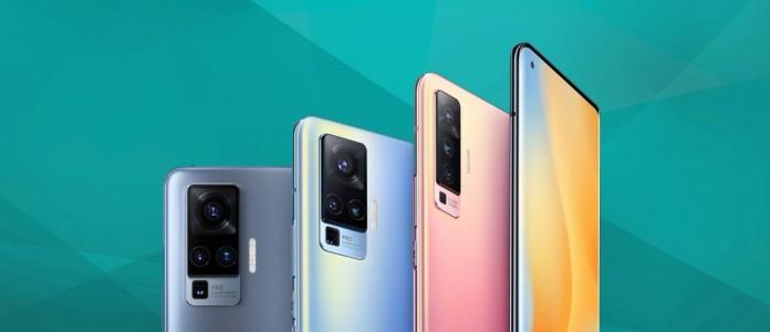 Vivo X50 series featured