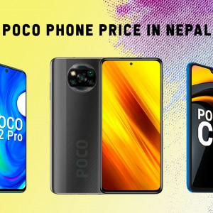 POCO Phone Price in Nepal