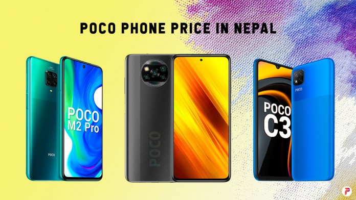 POCO Phone Price in Nepal
