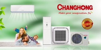 Changhong AC Products in Nepal