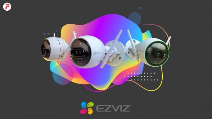EZVIZ Security Camera Price In Nepal