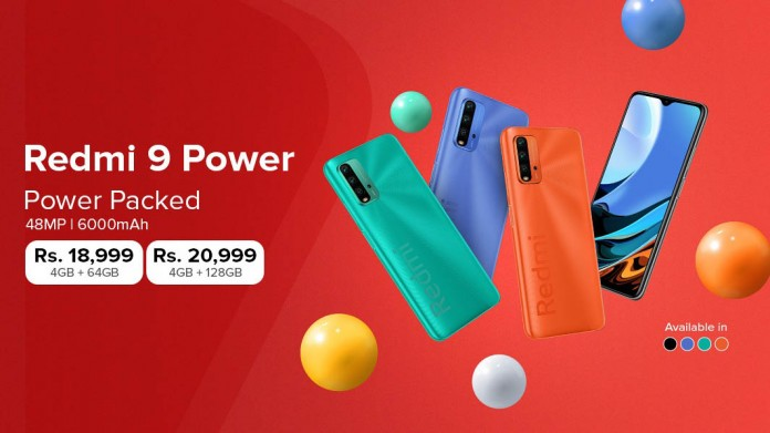 Redmi 9 Power Price in Nepal