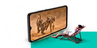 Samsung Galaxy M02 in Nepal